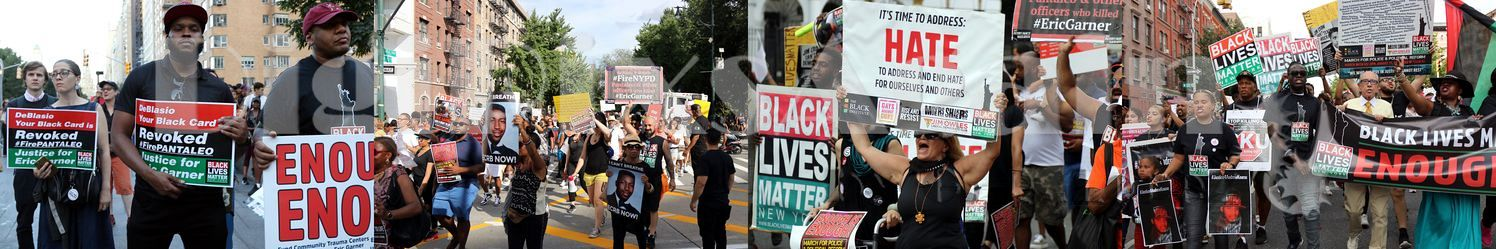 Black Lives Matter Rally and March