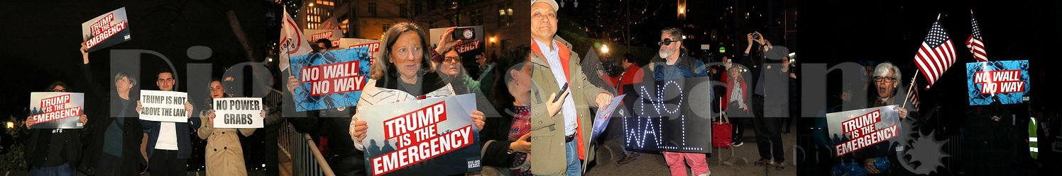 Emergency Protest Declaring Donald Trump a National Emergency
